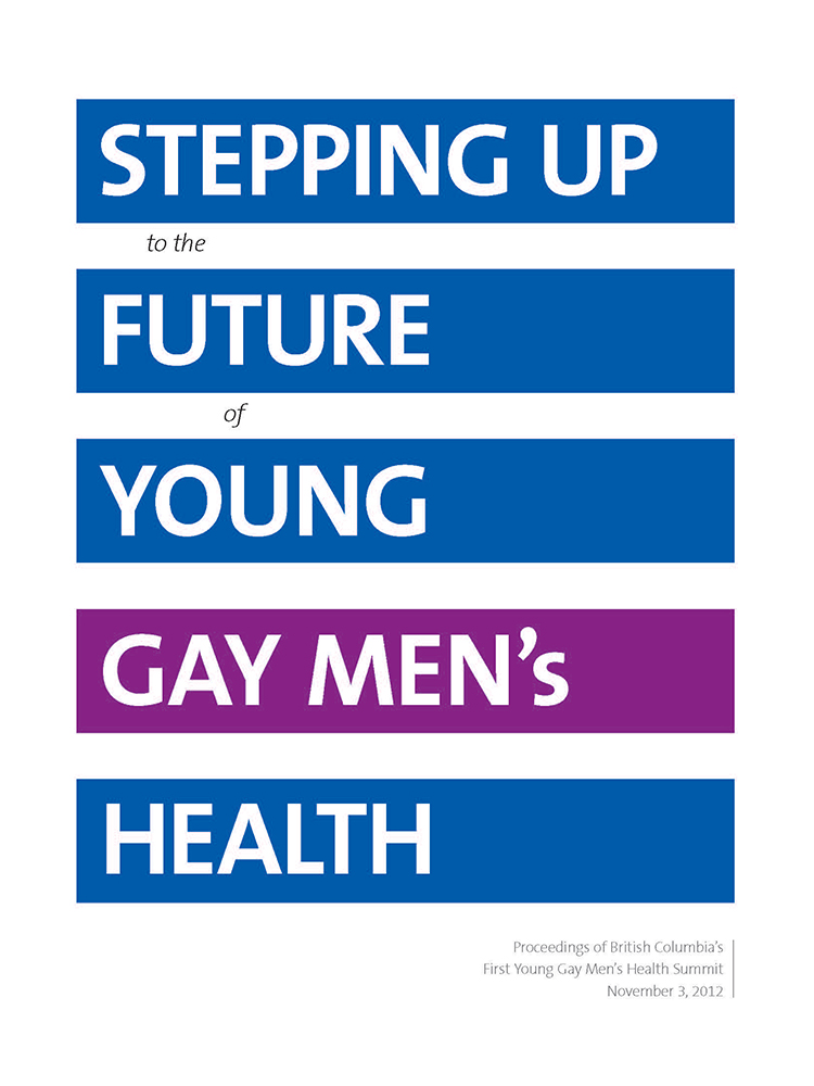 1 - Stepping up to the Future of Gay Men's Health Front Cover