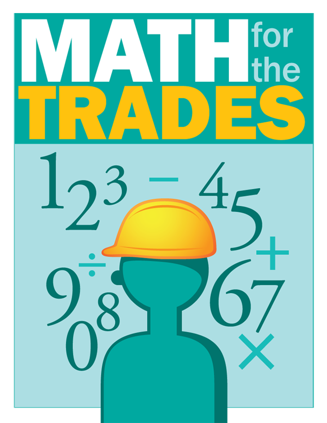 Math for the Trades Cover Design