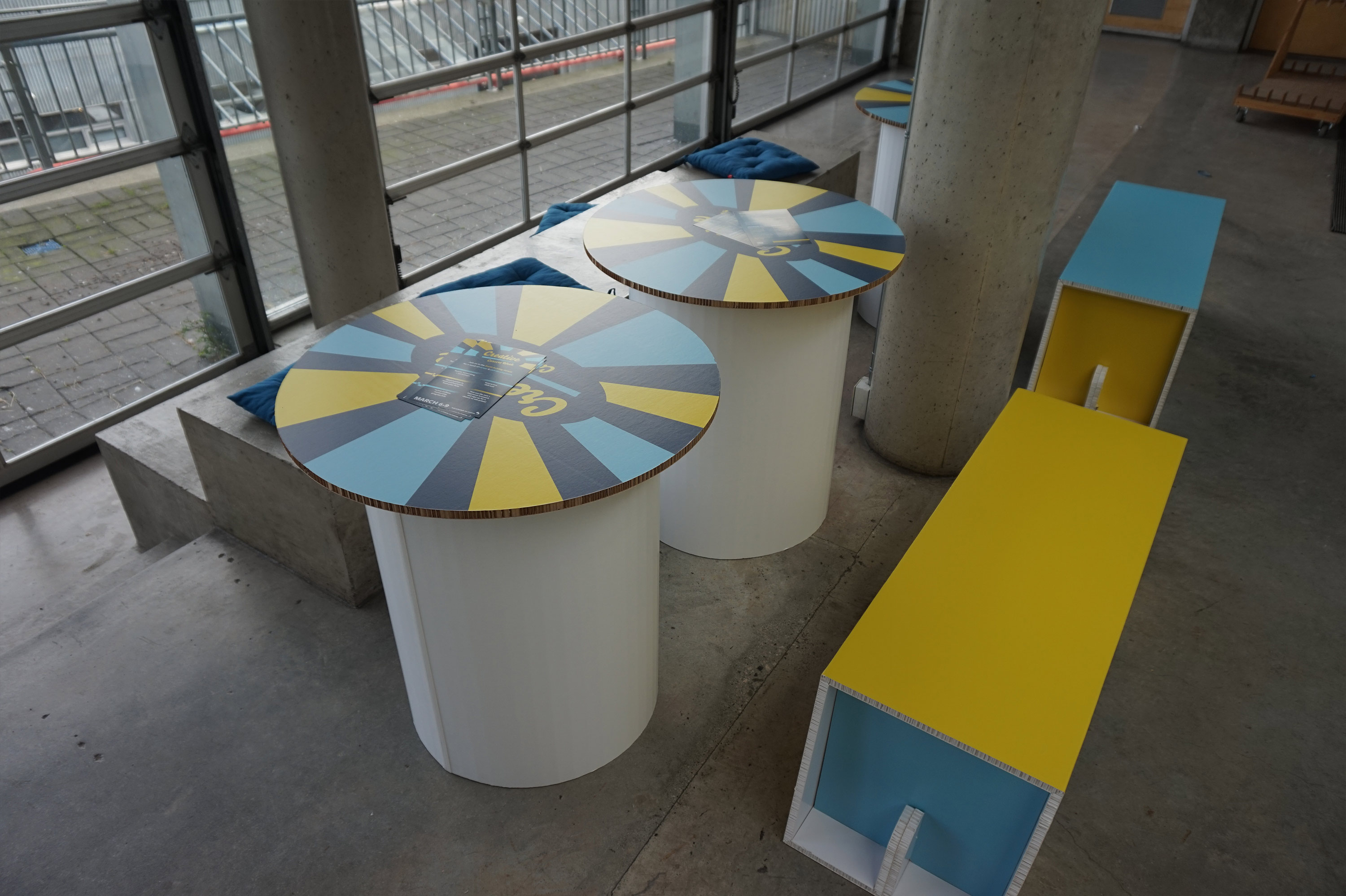 Custom Tables and Benches
